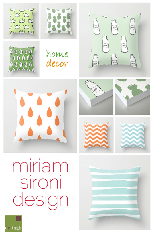 Home Decor: pattern trendy